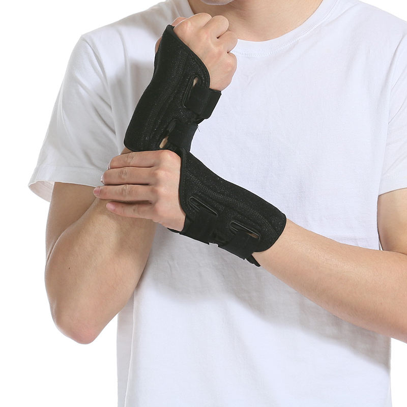 Professional Custom Badminton Wrist Support Brace For Pain Relief To Protect Hands