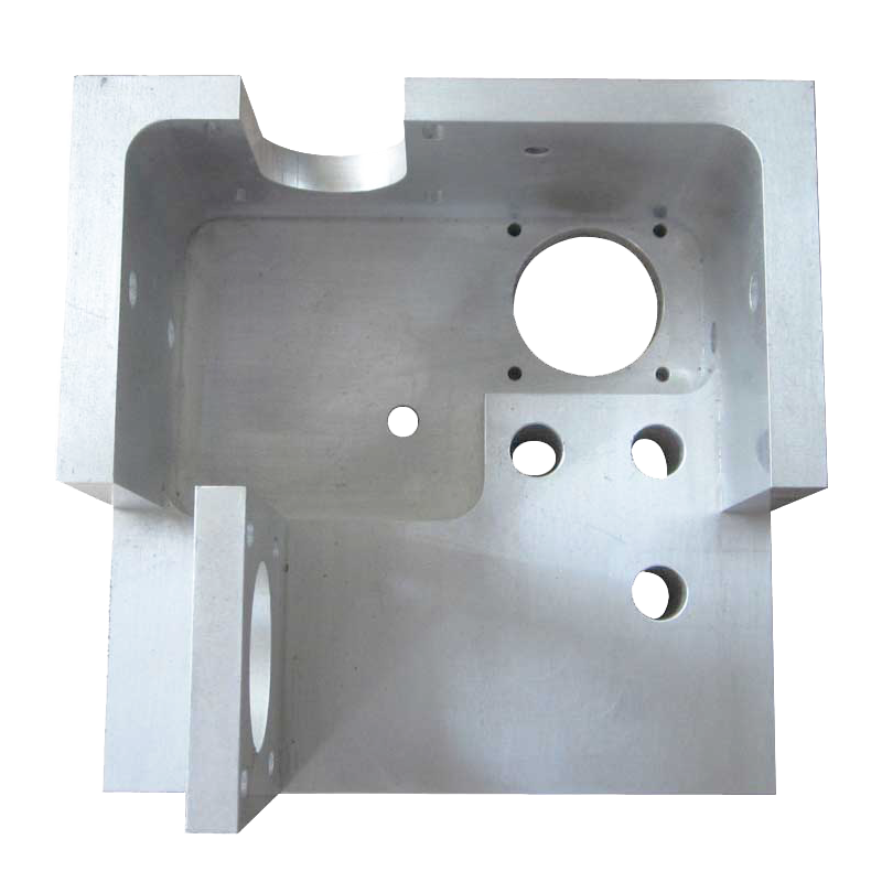 CNC products 6061/6063 T5/T6 aluminum extrusion profile with different kinds of surface treatment