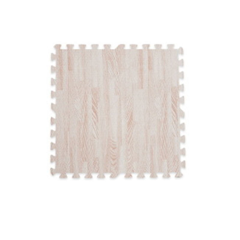 China Factory production Cheap Hight Quality Price Kids And Adult Puzzle EVA Foam Wood Grain Ground Floor Mat Design For Room
