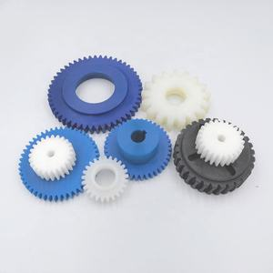 Customized high quality Large diameter customized spur gear from supplier