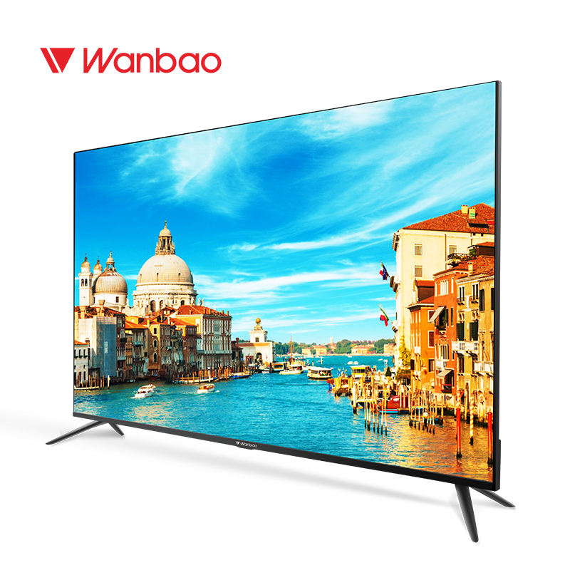 Wanbao OEM 43 بوصة 4K FHD <span class=keywords><strong>تلفزيون</strong></span> أندرويد ، <span class=keywords><strong>تلفزيون</strong></span> ذكي <span class=keywords><strong>OLED</strong></span> عالي الجودة ، <span class=keywords><strong>تلفزيون</strong></span> ذكي 4K