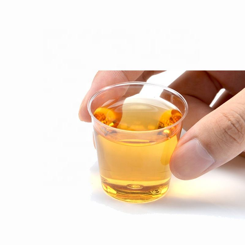 Mini Plastic dessert cups Mini Beer Pong Plastic 1oz Mini Shot Pong Cups