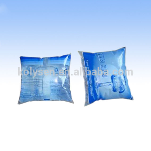 Kolysen Factory laminated drinking sachet water packaging film roll