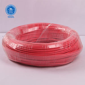2 Core Electric Wire Copper Conductor PVC Insulated Cable