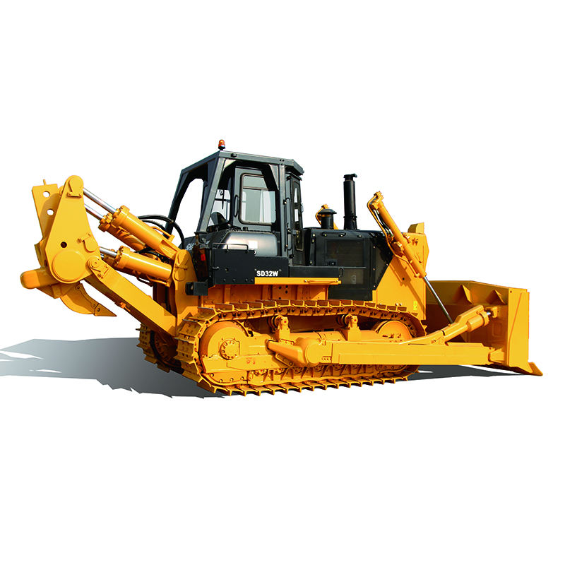 SD32W Widely used Shantui 320HP crawler Rock bulldozer SD32 for sale