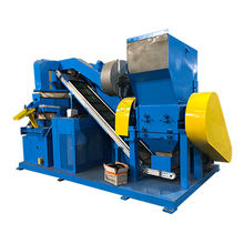 New Design BS-600 Middle Size Car Wire Scrap Copper Cable Granulator Crusher Shredder Recycling Machine On Sell