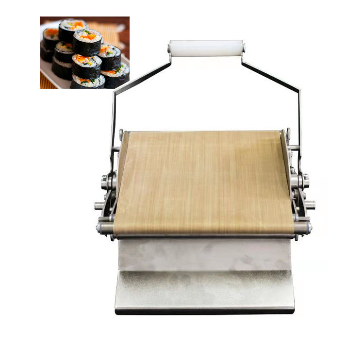 Korean tech suzumo sushi machine, sushi roll maker machine