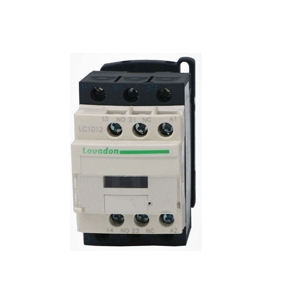 Best Seller LC1D32 Series Type 32A Magnetic Contactor Ac 3 Phase Contactor