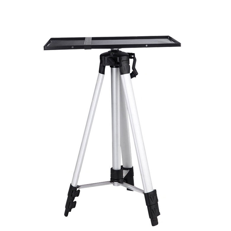 Factory price high quality Universal Adjustable Projector Tripod Stand for home use video projector