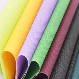Hot sale top quality spunbonded 80gsm non woven fabric rolls for bag