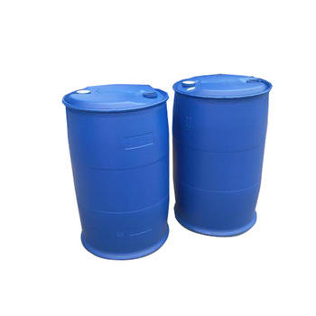 200 litre 55 gallon blue plastic drums with lid