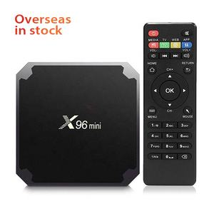 TV BOX Android HD 4K, TV Box Amlogic S905W X96 Mini, TV Box 4K HD Android X96mini Performa Tinggi
