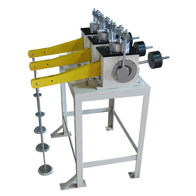 ISO standard High pressure One-dimensional Soil Consolidation Testing Machines for structures and pavements.