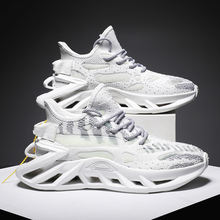 alibaba online shopping custom sneakers 2020 New Men Casual Shoes Lightweight Comfortable Breathable Walking Sneakers