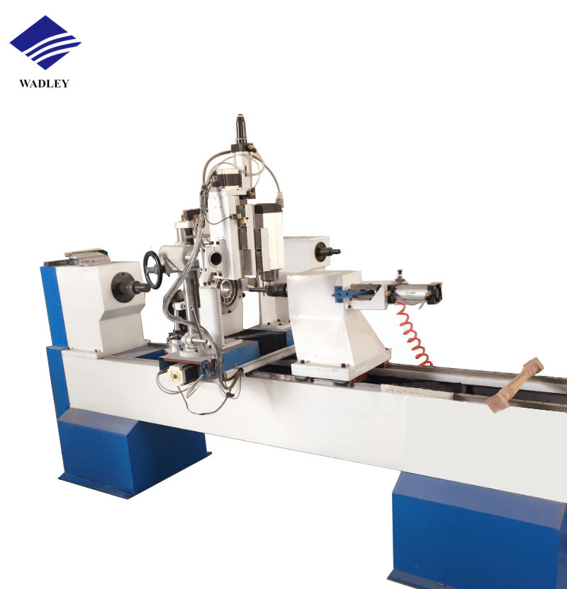 Automatic Woodworking Cnc 1530A Auto Wood Lathe