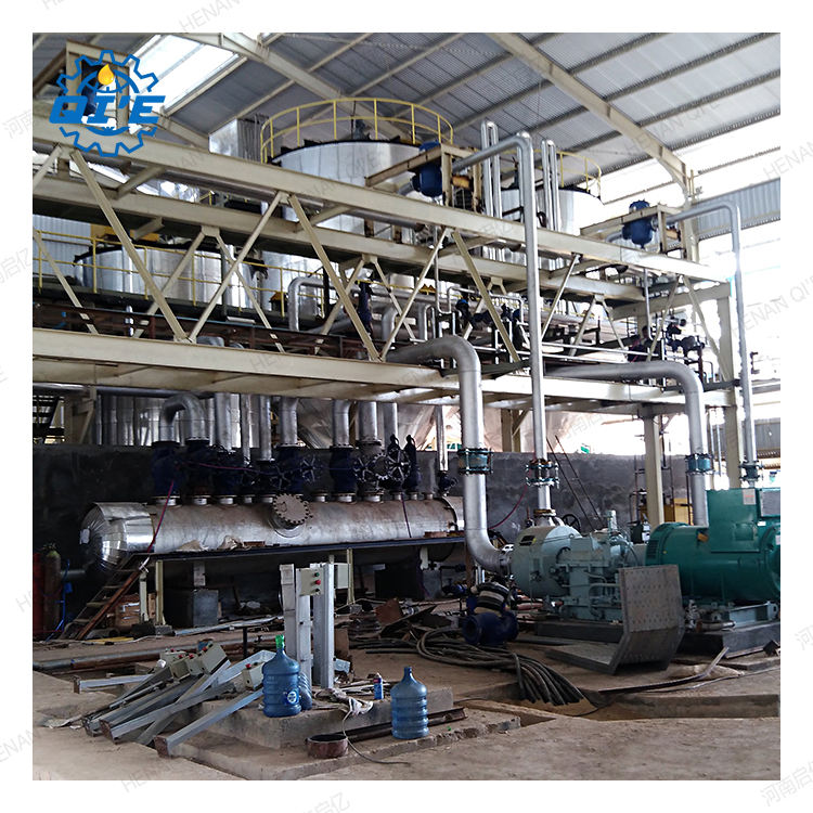 Palm kernel oil extraction/refinery machine price malaysia and palm oil refinery machine plant