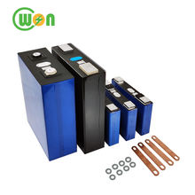 Rechargeable 3.2V 280Ah 120Ah 100Ah 50Ah Cells Prismatic Lifepo4 Battery Cell