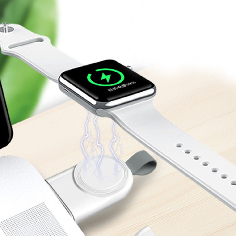 Portable Wireless Charger for IWatch 5 4 Charging Dock Station USB Charger Cable for Apple Watch Series 5 4 3 2 1 Shenzhen China