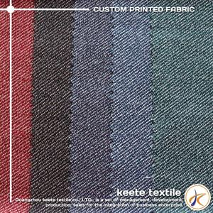 Polyester cotton spandex blend stretch terry cloth twill knitting tc fabric for sweaters