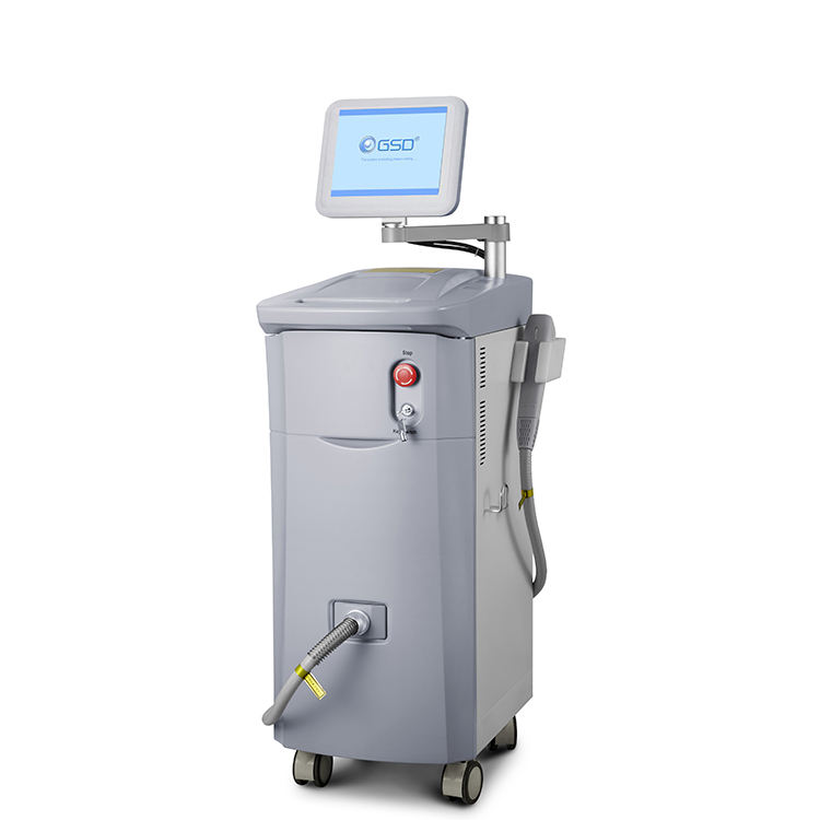 GSD Beauty Diode Laser 808 Salon Use Tuv Ce Approved Permanently Hair Removal