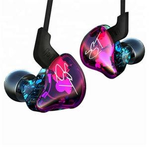 KZ BTE Auriculares Deportivo Bluetooth Controlador Dinámico
