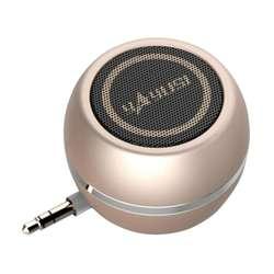Mini speaker 3.5mm stereo music audio player for mobile phone notebook tablet