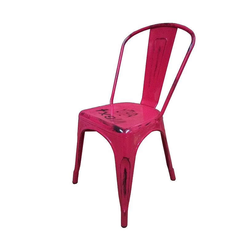 modern hotel furniture Simple Design good price Metal Chair