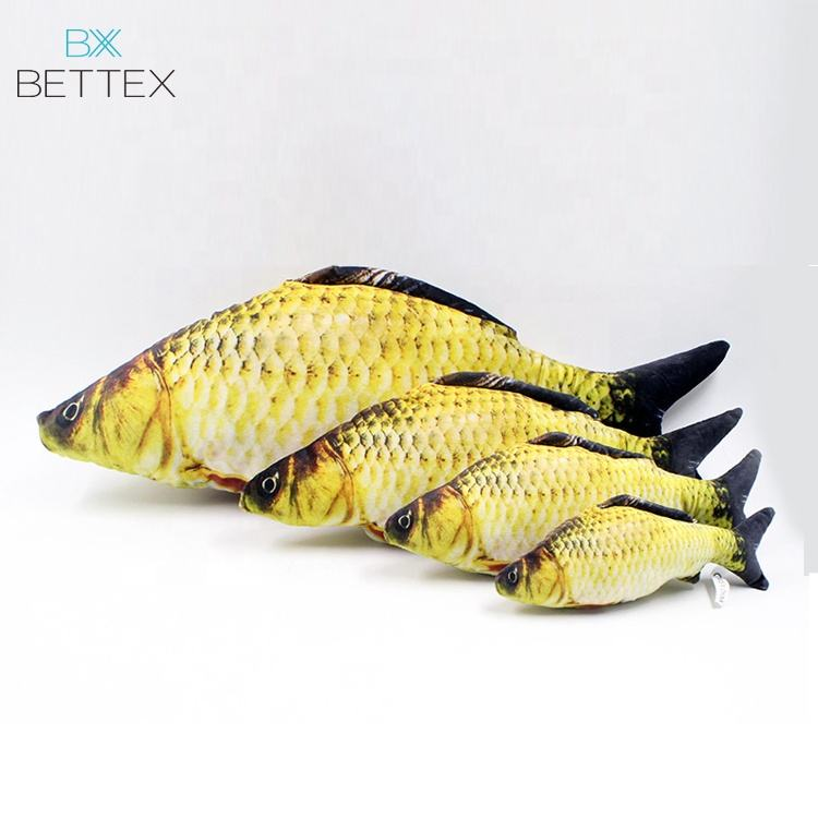 2020 <span class=keywords><strong>geschenke</strong></span> Interaktive Haustier Katze Spielen Fisch Form Katzenminze Scratch Kauen Spielzeug
