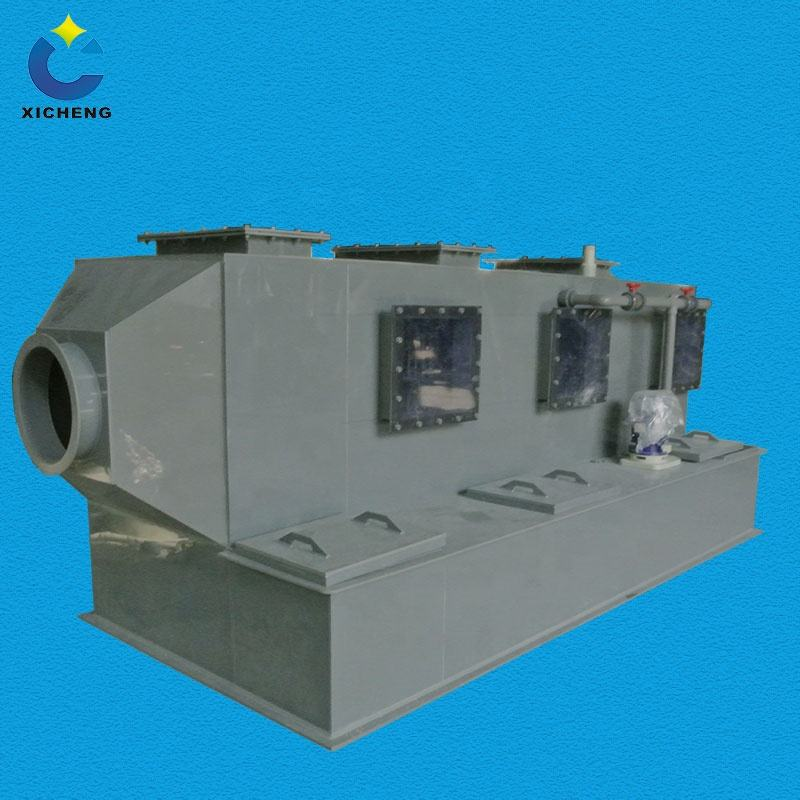 Tower Gas Scrubber for Gas Treatment Wet Scrubber