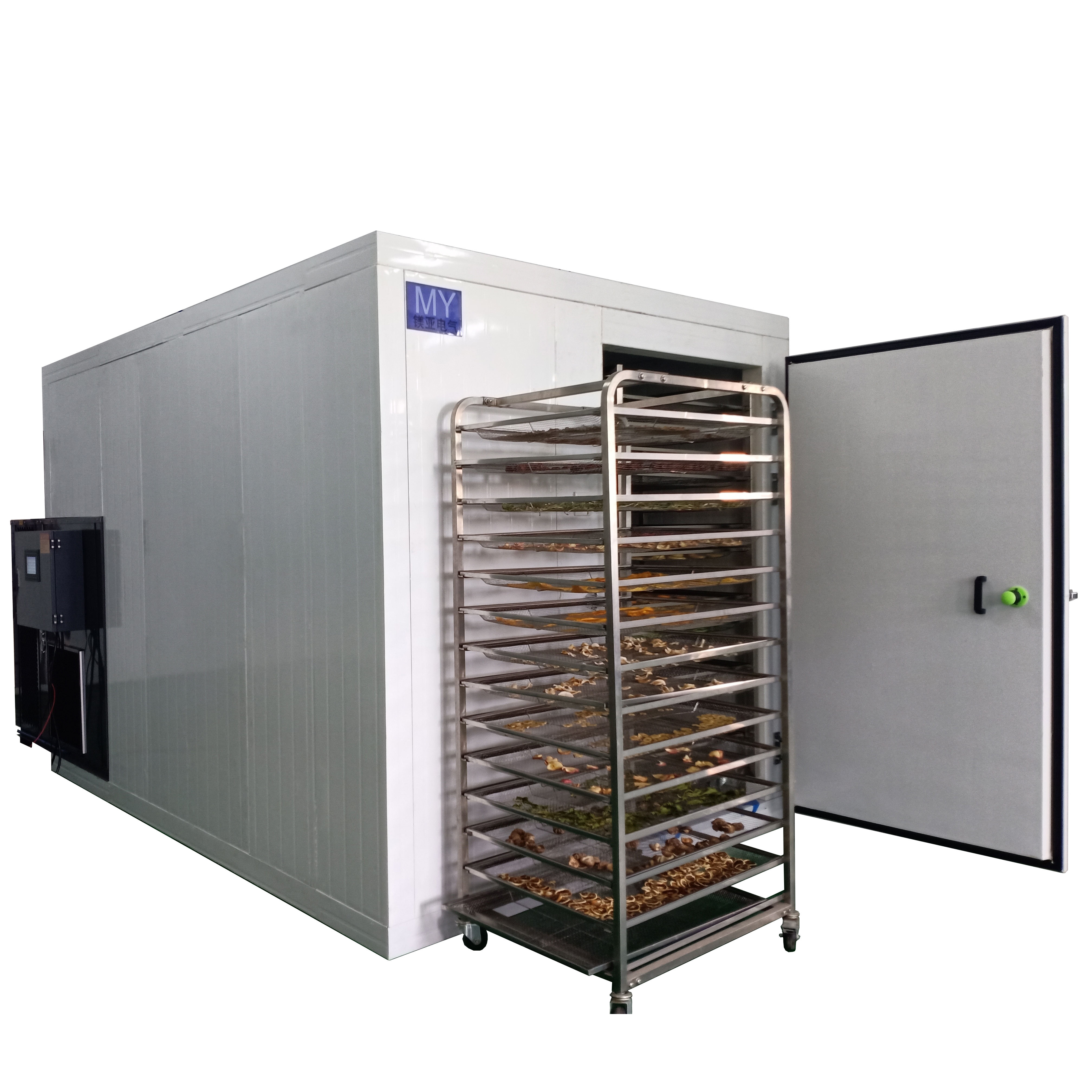 MEIYA Brand Quality assured garlic drying machine onion dryer vegetable dehydrator