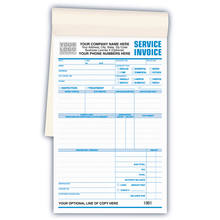 Wholesale Custom High Quality Carbonless Invoice Receipt Form