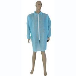 Good Quality Medical by CE/ISO Approved Disposable Lab Coat