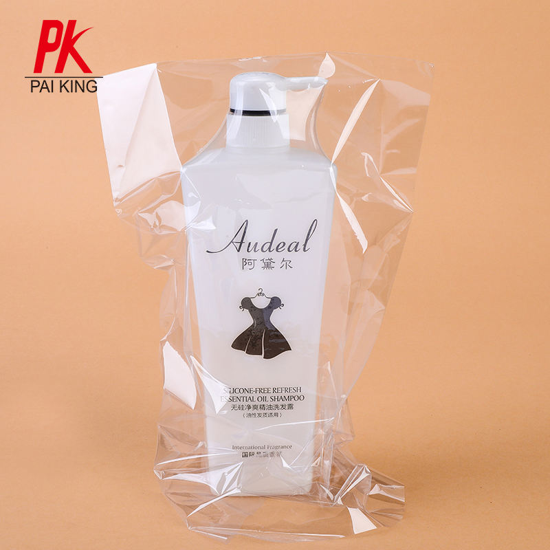 Plastik Laminating PVC Shrinkable Kemasan Vakum Air Printed Heat Shrink Wrap Film