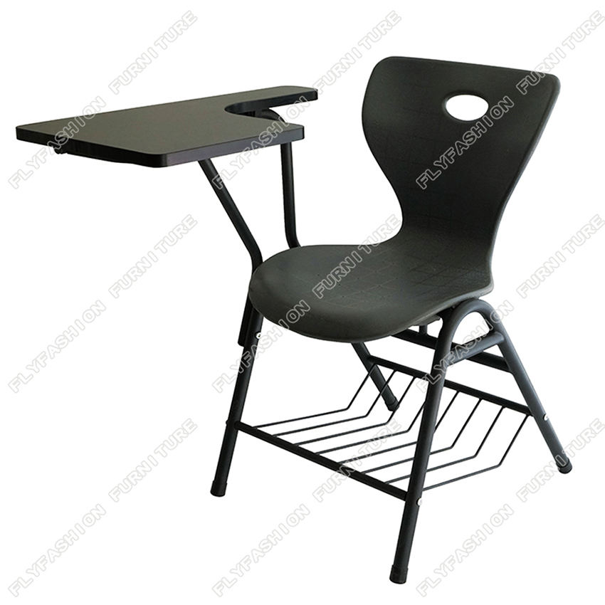 Student Chair With Writing Pad School Furniture Student Study Chair For Classroom