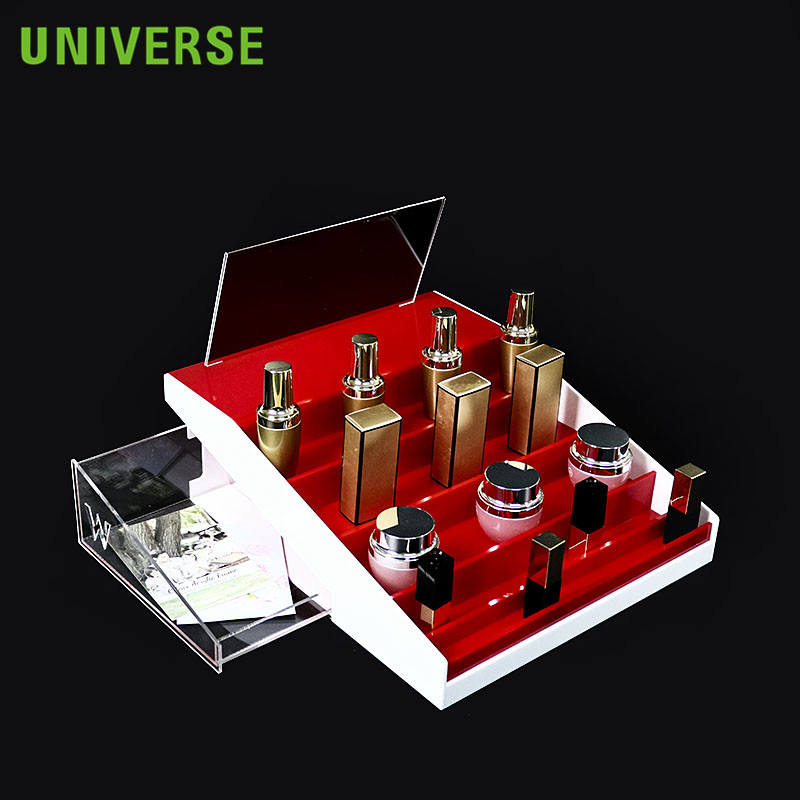 UNIVERSE custom jewelry food shoes toy candy plate notebook stand cosmetic acrylic display rack