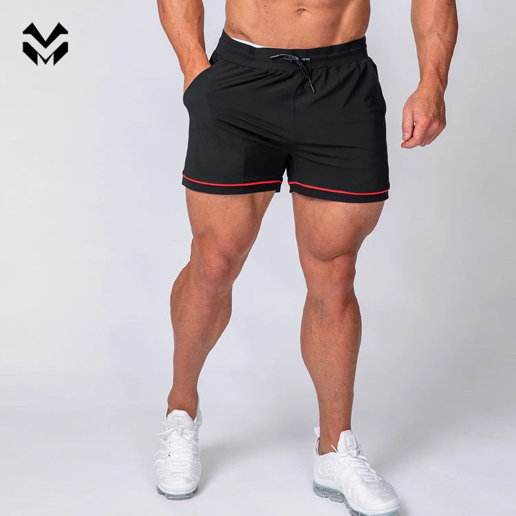 High Quality Men Apparel Active Wear Training Shorts Workout Men Shorts Gym Shorts