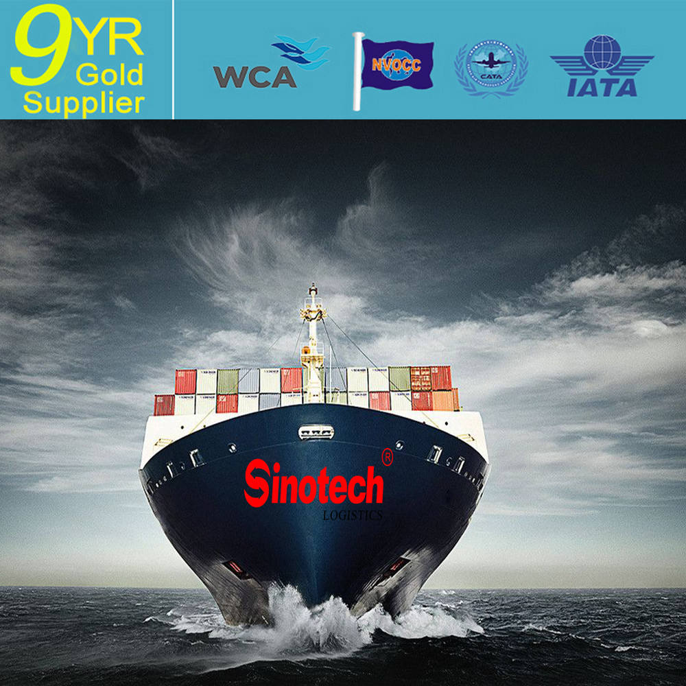 Door to Door service (DDP ) shipping agent Shenzhen sea cargo to Canada FBA Amazon the Cheapest Price in China