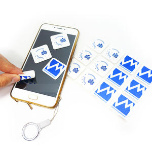 Wholesale Sticks to Phones Cases Custom Mobile Phone Sticky Screen Cleaner Wipes Microfiber Stickers