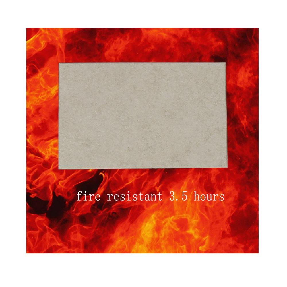 100% Asbestos Free Low Density A1 Class 3H Fire Resistant 1220*2440mm Calcium Silicate Fireproof Board