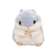 Blue Hamster Keychain Cartoon Plush Toy Doll Bag Pendant Cute Doll Book Pendant Trinket Birthday Gift