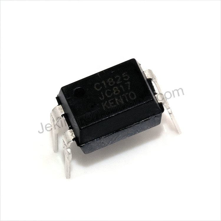 QX Electronics 10Pcs PC123 Triac Driver IC Optoisolator Photocoupler Optocoupler DIP-4 NEW