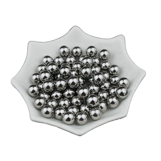 Highlight Tungsten Carbide Ball Polished Tungsten Shot For Sale 6mm