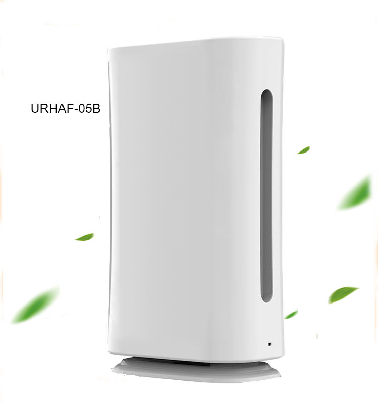 2020 hot selling china home desktop air purifier fancy ionizer purificador de aire hepa home