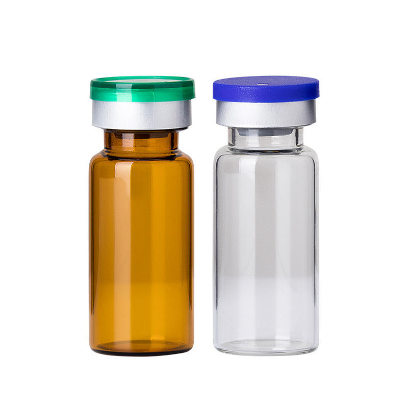 Liquid Hot Sale Clear Amber Vial 2ml 3ml 5ml 10ml Glass Oral Bottle Direct from Factory