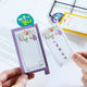 Office Cute Kawaii Sticky Notes Office Decor Memo Pad Shipping Supplies Decoration Japanese Stationery