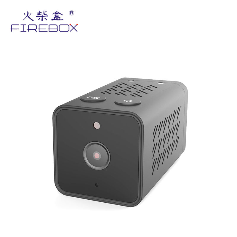 Big Battery Remotely Monitor 1920xx1080 Pinhole Car Wifi Mini Spy Camera