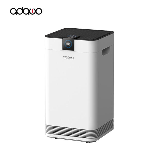 Hot Sale CE Sterilizer Large Smart Home Ion Wifi ESP High Voltage HEPA Air Purifier For Hotel Hospital