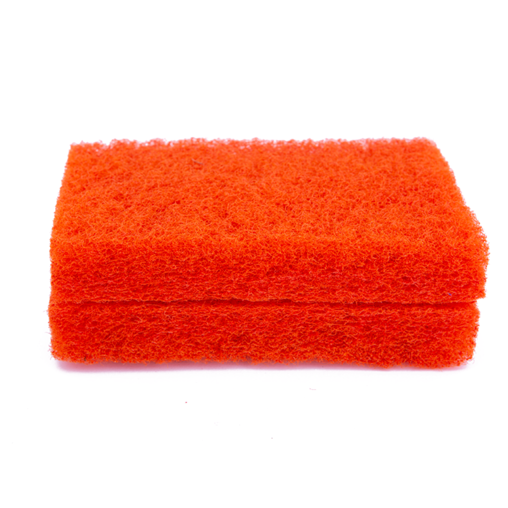 DH-C1-5 Eco-Friendly dish cloths Kitchen cleaning scouring pad nano sponge polishing pad scrub spongecleaning pad for household
