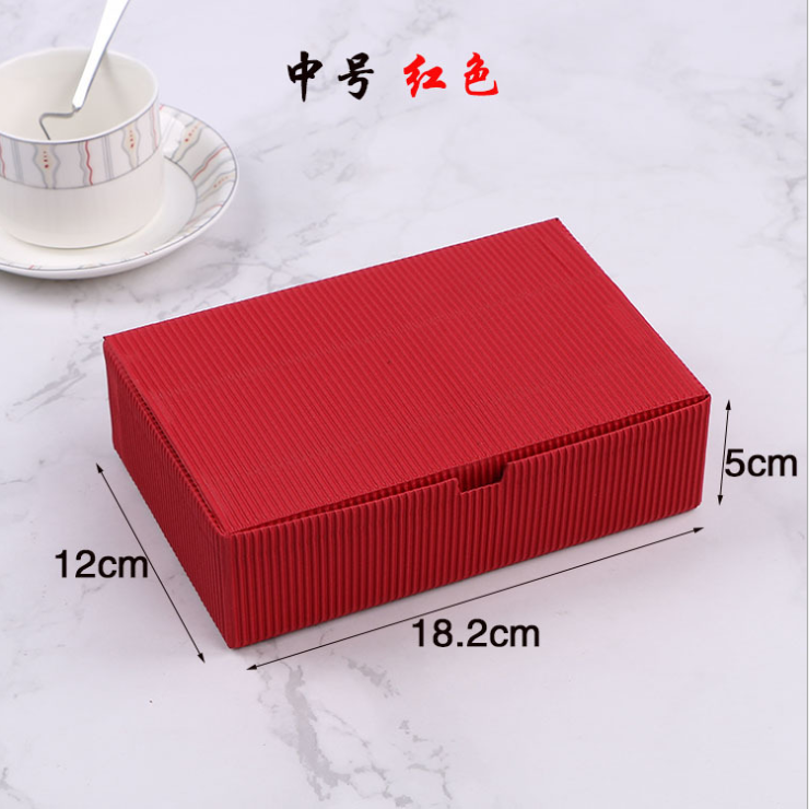wholesale corrugated paper boxes moon cake packaging paper box cookie pastry box
