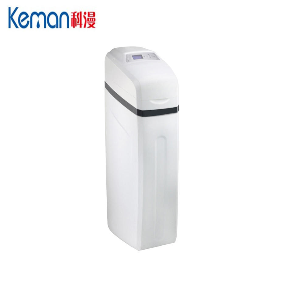 2 ton duplex water softener with resin salt tank